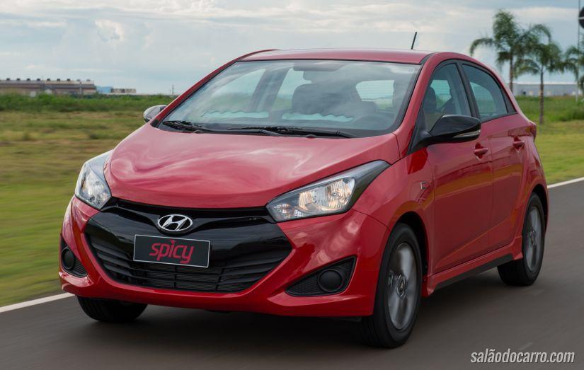 Hyundai lança HB20 Spicy a partir de R$ 44.450