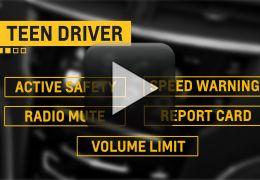 Chevrolet apresenta o sistema Teen Driver no novo Malibu