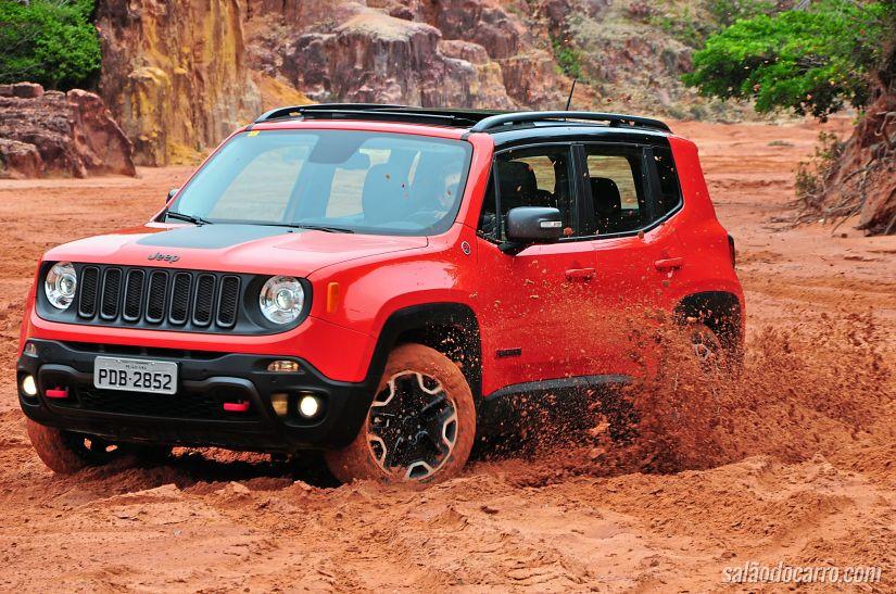 Jeep Renegade parte de R$ 66.900 e chega a R$ 116.900