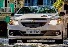 Teste do Chevrolet Onix Effect