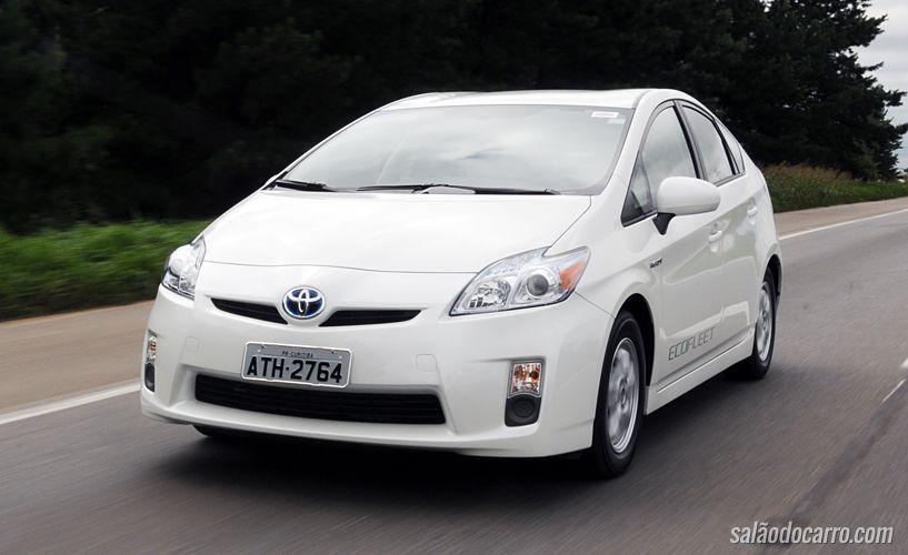 Toyota Prius brasileiro em 2018?