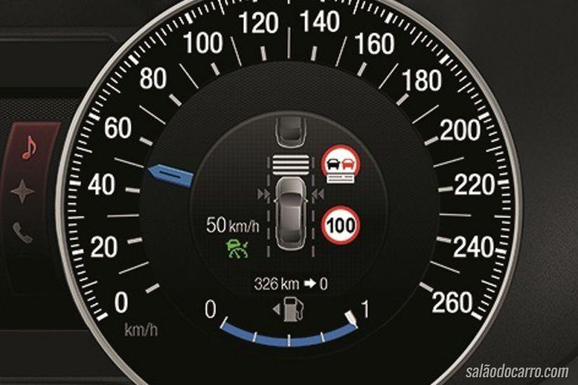 Ford inova com sistema inteligente para evitar multas