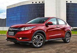 Honda HR-V surpreende em número de vendas