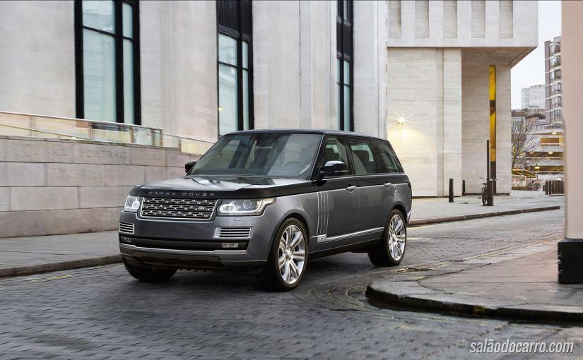 Land Rover divulga o trailer oficial da nova Range Rover SVAutobiography