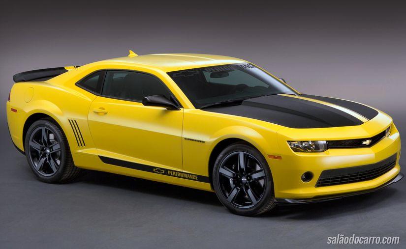 General Motors garante que novo Camaro será mais leve