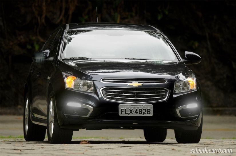 Chevrolet Cruze Sport6 LTZ 2015