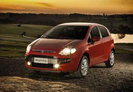 Fiat apresenta Linea e Punto 2016