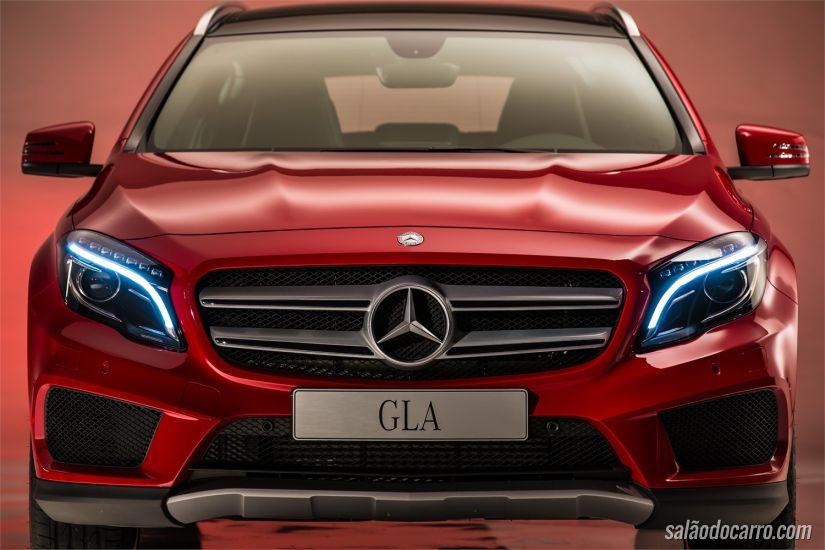 Mercedes lança GLA Style
