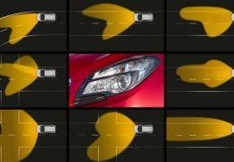 GM lança um sistema de faróis que acompanha os olhos do motorista