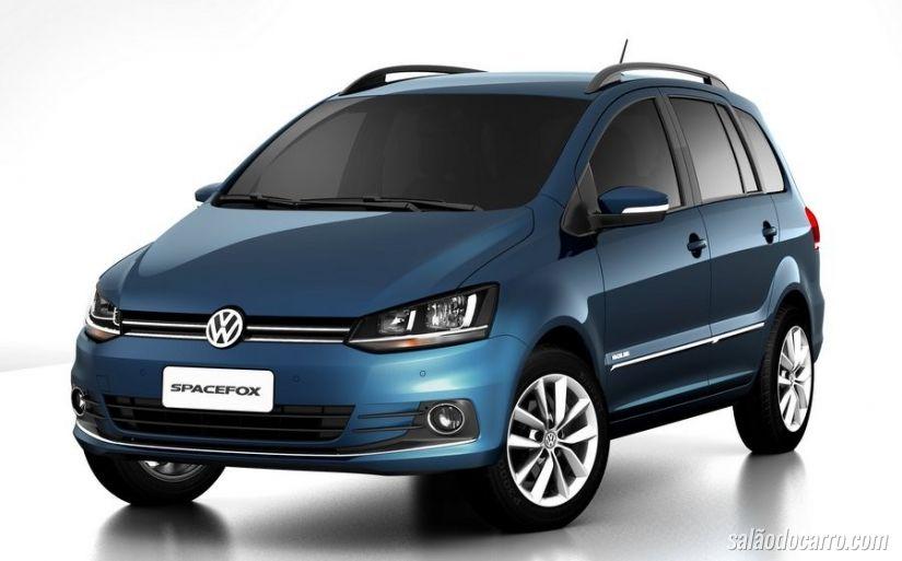 Novo VW SpaceFox 2015 chega a partir de R$ 58.590