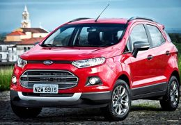 Ford lança Ecosport Freestyle Plus