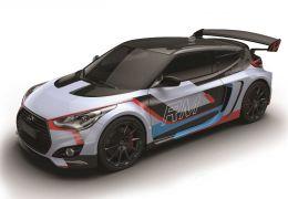 Hyundai RM15: Novo conceito do Veloster