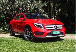 Impressões do Mercedes-Benz GLA 250