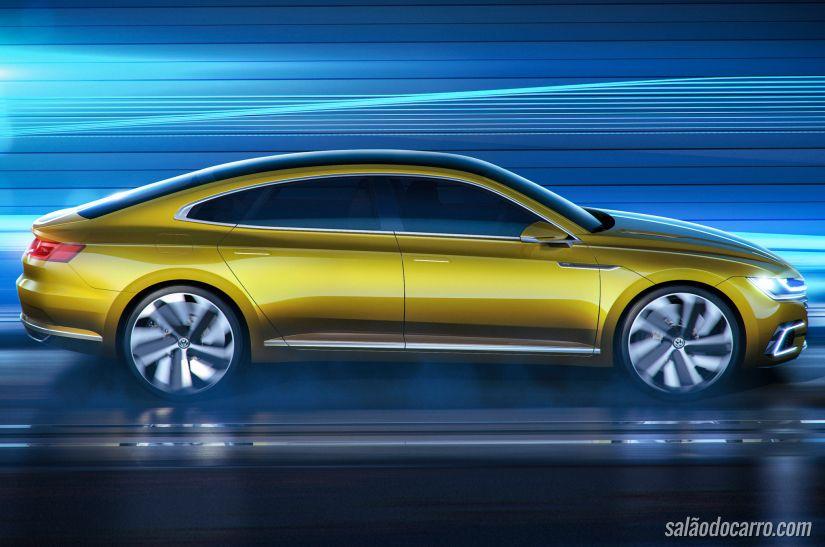 Volkswagen divulga novo vídeo do Sport Coupé Concept GTE