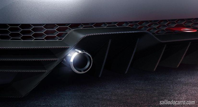 Confira o teaser do Volkswagen Supersport Vision Gran Turismo