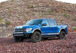 Shelby revela sua picape Baja 700