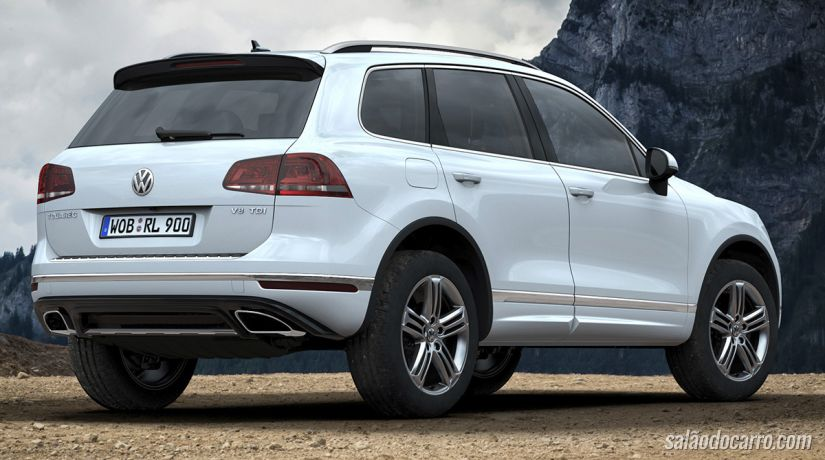 VW Touareg 2015 chega com preços a partir de R$ 248.800
