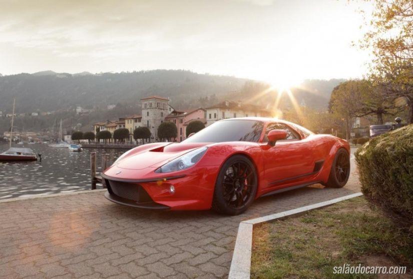 Revelado novo ATS 2500 GT com motor V8