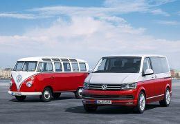 Volkswagen anuncia nova geração da Kombi