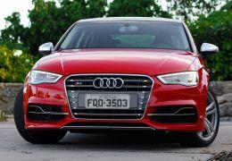 Teste do Audi S3 Sedan