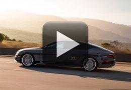Confira imagens dos testes com veículo autônomo da Audi