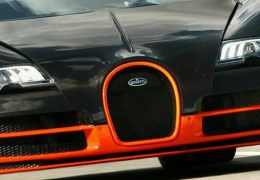 Bugatti Chiron alcança 100 km/h em 2 segundos!