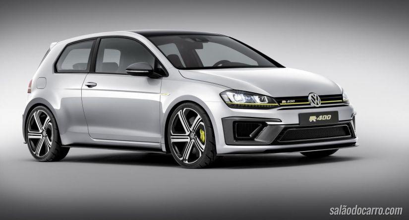 Volkswagen confirma Golf R400 de 420 cv