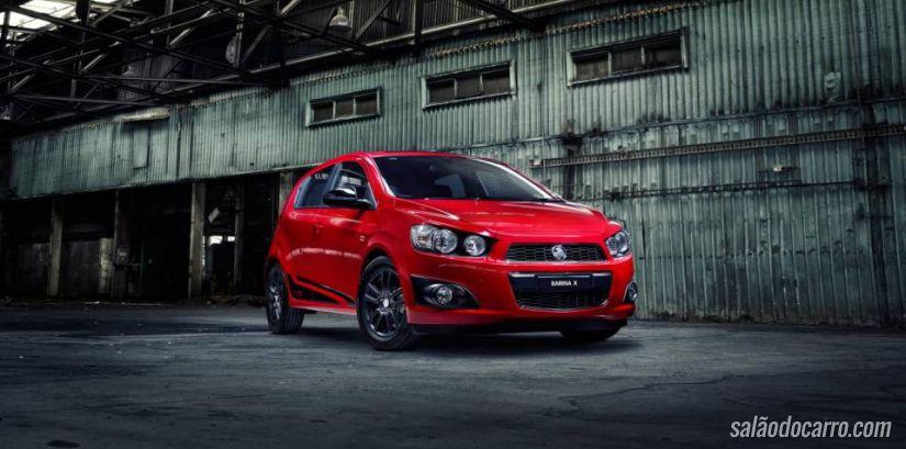 Novo Chevrolet Sonic em série limitada chega ao mercado australiano