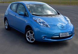 Impressões do Nissan Leaf