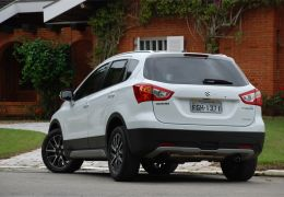 Teste do Suzuki S-Cross