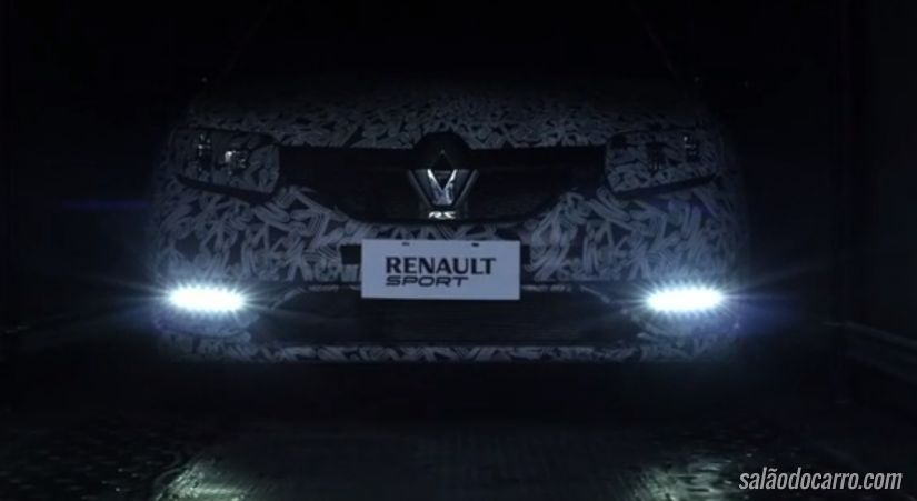 Renault apresenta novo Sandero R.S.