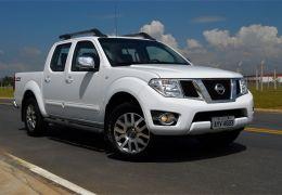 Impressões da Nissan Frontier SL 4X4