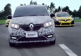 Renault confirma Sandero RS 2.0