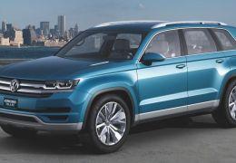 Volkswagen lançará 5 crossovers até 2020