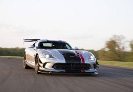 Dodge lança nova versão do Viper