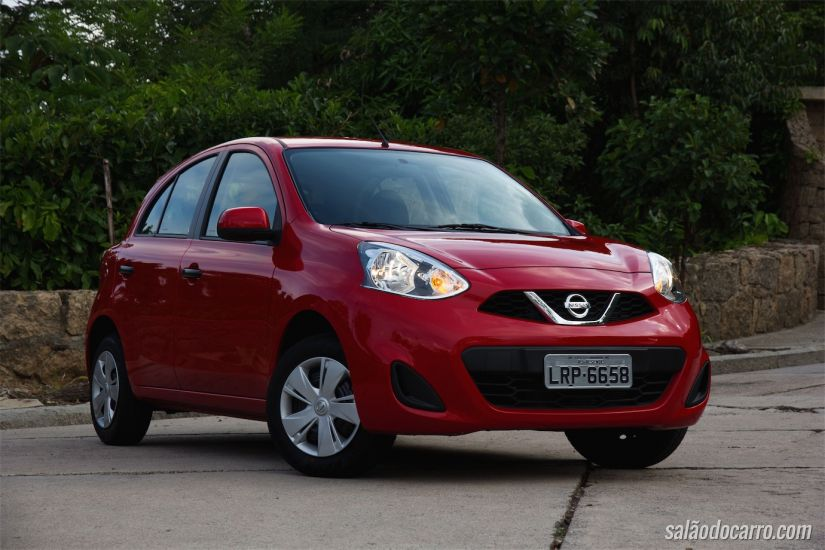 Nissan March 1.0 S