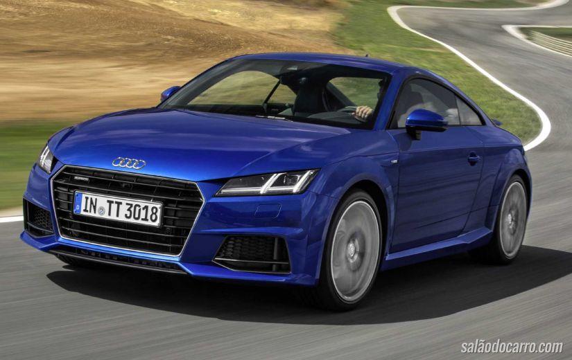 Novo Audi TT começa a ser vendido por R$ 210 mil
