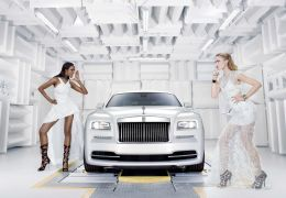 "Rolls-Royce revela o Wraith ""Inspired by Fashion"""