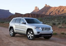 Jeep convoca recall do Grand Cherokee