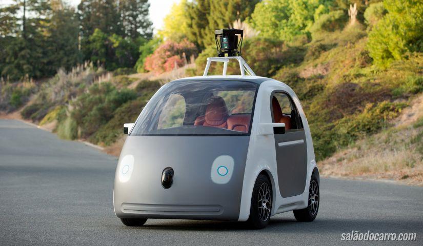 Google prepara-se para testar carro autônomo nas ruas