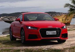 Teste do novo Audi TT
