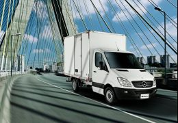 Mercedes-Benz Sprinter 311 CDI Street ganha em desempenho na linha 2016