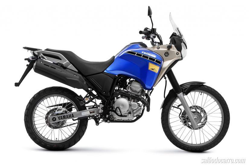 Yamaha lança a Ténéré 250 por mais influência no mercado brasileiro
