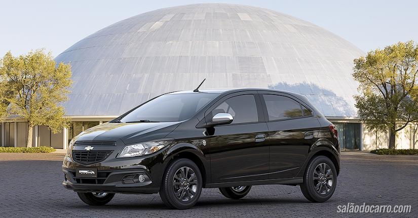 Chevrolet lança Onix Seleção