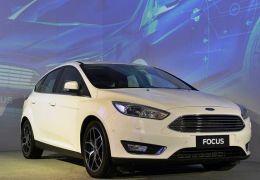 Ford anuncia Focus com reestilização