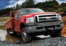 Ford F-4000 sofre recall por defeito no eixo cardã