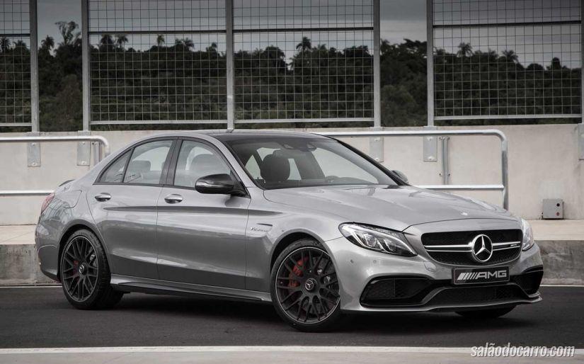 Mercedes anuncia AMG C63 S com preços a partir de US$ 209.900