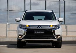 Teste do novo Mitsubishi Outlander