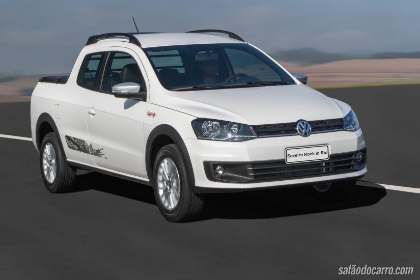 Volkswagen lança Saveiro Rock in Rio