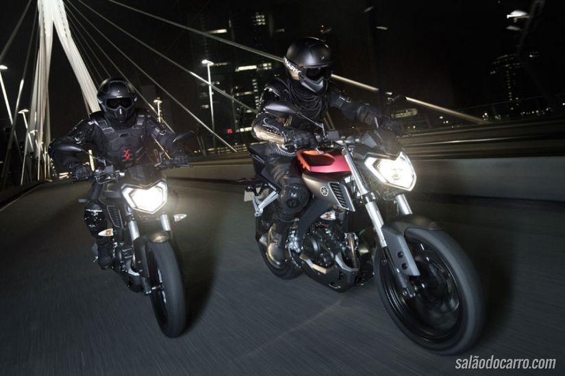 Yamaha MT-25 chega dia 6 de junho